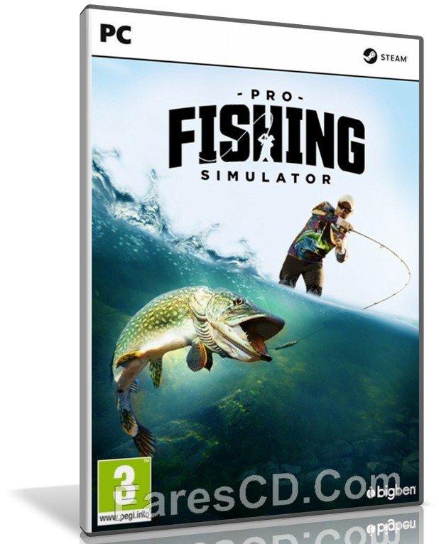 لعبة محاكاة صيد الأسماك | Pro Fishing Simulator