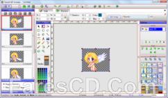 برنامج إنشاء الصور المتحركة | Yasisoft GIF Animator 2.8.1.30