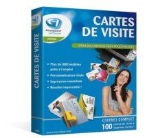 برنامج تصميم وطباعة الكروت الشخصية | Avanquest Business Cards 8.0.0.0