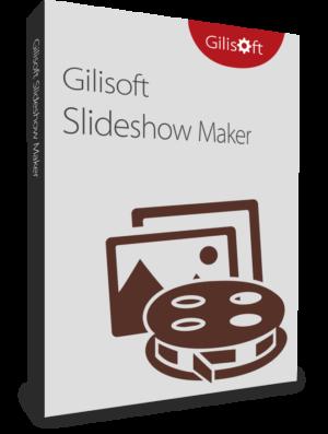 برنامج عمل سلايد شو فيديو من الصور   GiliSoft SlideShow Maker 12.0