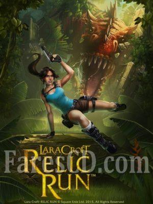 لعبة المغامرات و الاكشن الشهيرة   Lara Croft Relic Run MOD v1.11.114