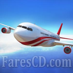 لعبة الطائرات   Flight Pilot Simulator 3D Free MOD v2.4.8   أندرويد