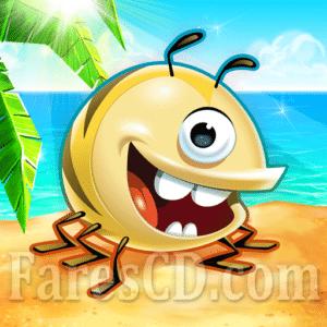 لعبة التسلية | Best Fiends – Puzzle Game MOD v9.8.1 | للأندرويد