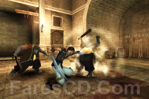 تحميل لعبة prince of persia 4