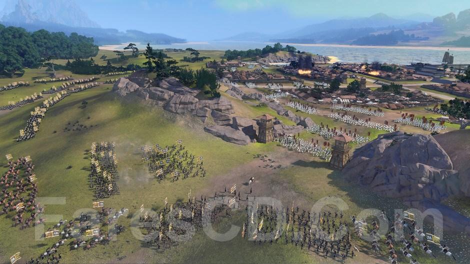 تحميل لعبة total war three kingdoms