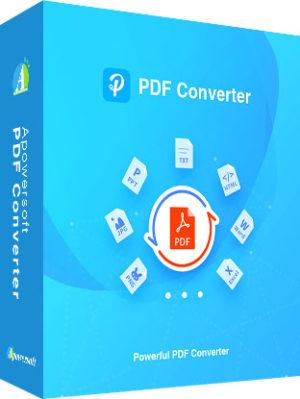 برنامج تحويل ال PDF المميز | Apowersoft PDF Converter 2.3.3.10125