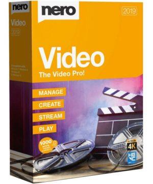 برنامج نيرو لتحرير وتعديل الفيديو | Nero Video 2021 v23.0.1.12