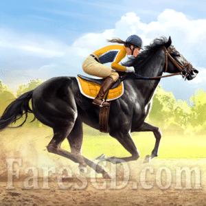 لعبة سباق الخيل   Rival Stars Horse Racing MOD v1.21   أندرويد