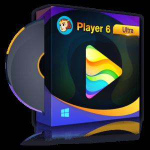 برنامج تشغيل اسطوانات الفيديو   DVDFab Player Ultra 6.1.0.9