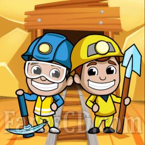 لعبة | Idle Miner Tycoon MOD v3.45.0.1 | اندرويد