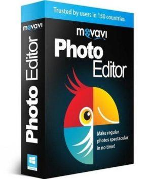 برنامج تحرير وتعديل الصور   Movavi Photo Editor 6.7.1