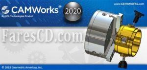 برنامج كام ووركس 2021   CAMWorks 2021 SP0 Build 2020.12.14