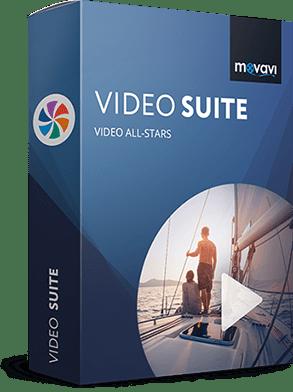 برنامج تحرير ومونتاج وتحويل الفيديو | Movavi Video Suite 22.0