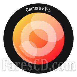 تطبيق الكاميرا الإحترافى للهواتف | Camera FV-5 v5.2.5 | أندرويد