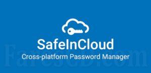 تطبيق حفظ كلمات السر | Password Manager SafeInCloud Pro v21.1.12 | أندرويد
