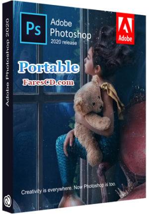 برنامج فوتوشوب 2020 بدون تسطيب   Portable Adobe Photoshop 2020 v21.0.3.91