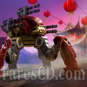 لعبة حرب الروبوت | War Robots MOD v6.7.6 | أندرويد