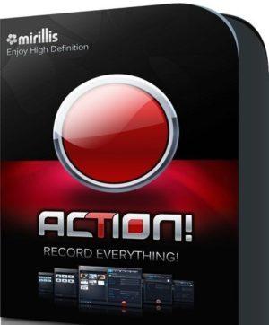 برنامج تصوير الشاشة و عمل الشروحات | Mirillis Action 4.22.0