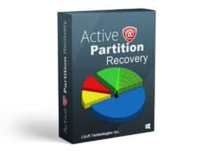 اسطوانة استعادة الملفات المحذوفة | Active Partition Recovery Ultimate 20.0.2