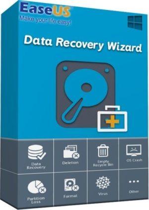 اسطوانة استعادة الملفات المحذوفة | EaseUS Data Recovery Wizard WinPE 14.2