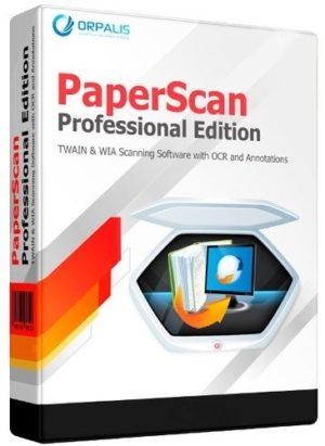 برنامج المسح الضوئى الرائع | ORPALIS PaperScan Professional 3.0.130