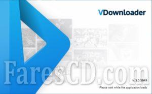 برنامج تحميل الفيديو من اليوتيوب وغيره | VDownloader Plus 5.0.3949 Multilingual