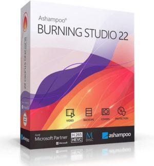 برنامج أشامبو لنسخ الاسطوانات 2021 | Ashampoo Burning Studio 22.0.5