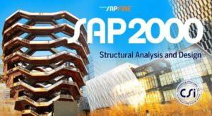 برنامج ساب 2000 للتحليل والتصميم الإنشائى | CSI SAP2000 Ultimate v23.3.0 Build 1756
