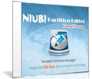 اسطوانة برنامج التقسيم السحرى | NIUBI Partition Editor Technician Edition Boot ISO 7.4.1