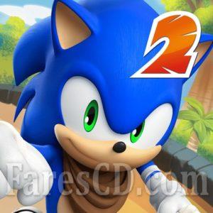 أشهر العاب التسلية للاندرويد | Sonic Dash 2 Sonic Boom MOD v2.7.0
