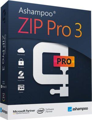برنامج ضغط وفك ضغط الملفات   Ashampoo ZIP Pro 3.05.10