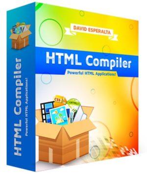 برنامج إنشاء التطبيقات والبرامج والصفخات | HTML Compiler 2020.6