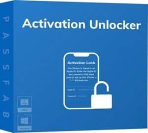 برنامج إزالة حماية أى كلاود | PassFab Activation Unlocker 2.0.2.3