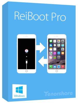 برنامج استعادة واصلاح نظام ايفون | Tenorshare ReiBoot Pro 8.0.11.4