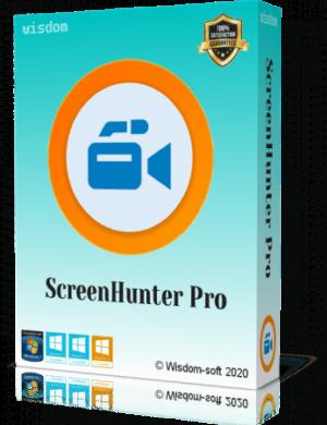 برنامج تصوير الشاشة الرائع | ScreenHunter Pro 7.0.1215