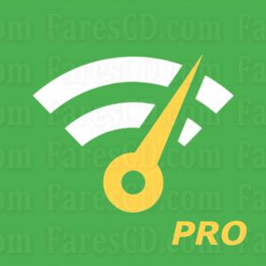 تطبيق التحكم فى الشبكة | WiFi Monitor Pro analyzer of WiFi networks v2.4.8 | أندرويد
