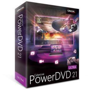 عملاق تشغيل اسطوانات ال دى فى دى | CyberLink PowerDVD Ultra 21.0.1519.62