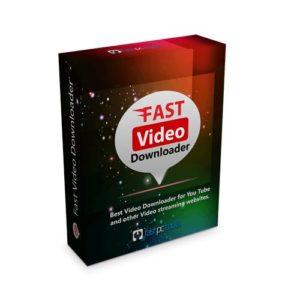 برنامج تحميل الفيديوهات | Fast Video Downloader 4.0.0.10