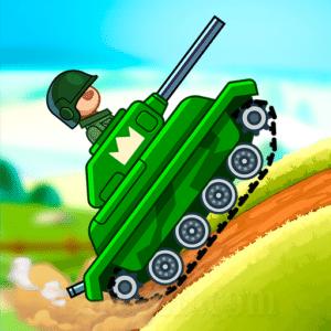 لعبة الدبابات المثيرة | Hills of Steel MOD v3.4.1 | أندرويد