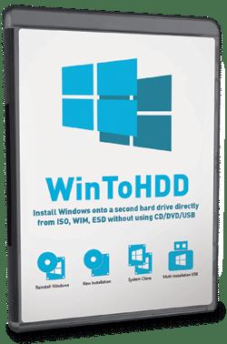 برنامج تثبيت الويندوز من الهارد | WinToHDD 5.1