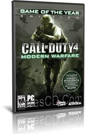 تحميل لعبة   Call of Duty 4 Modern Warfare