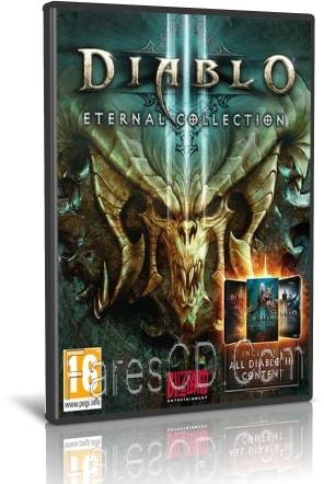 تحميل لعبة | Diablo III: Eternal Collection