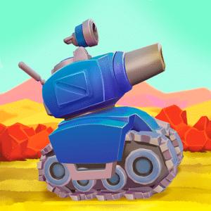 لعبة الأكشن و الدبابات | Hills of Steel 2 MOD v2.9.1