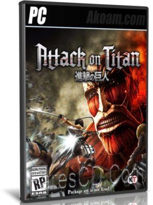تحميل لعبة   Attack on Titan: Wings of Freedom
